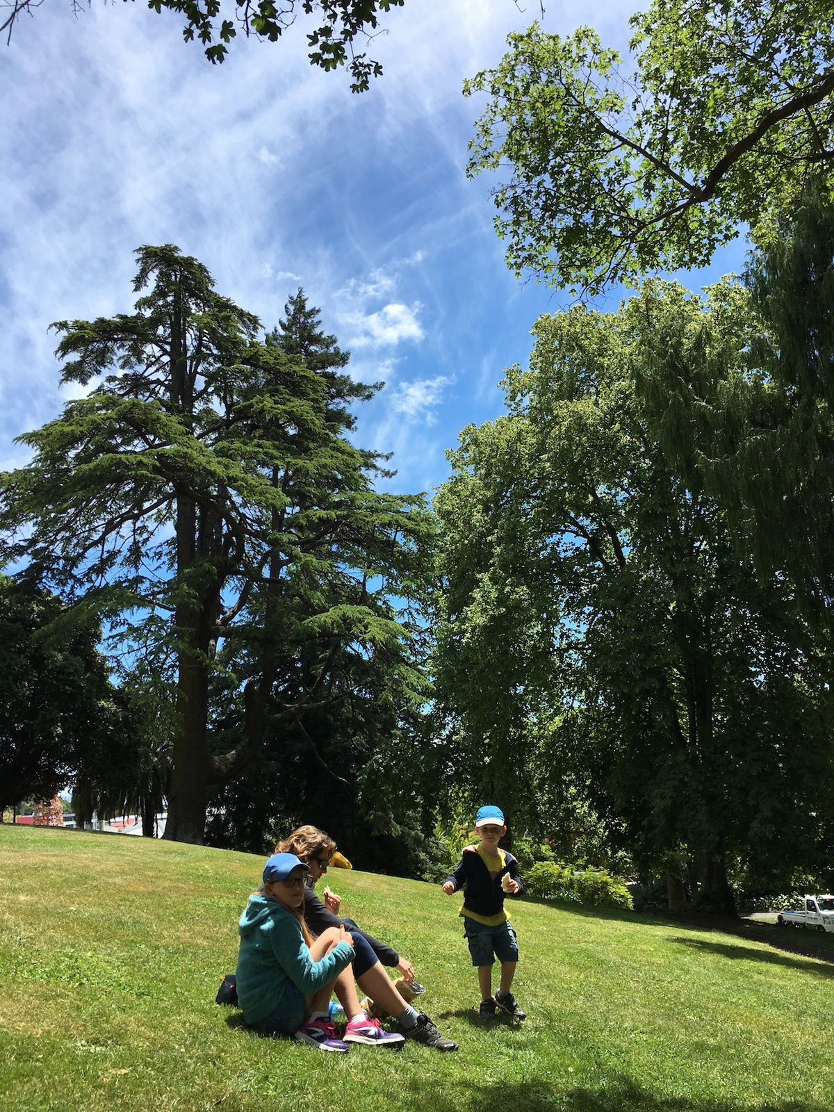 Journée de transition St Omer / Nelson / Motueka ~ Voyage en famille en Nouvelle Zélande