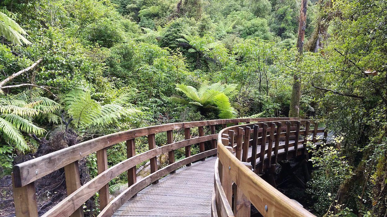 Découverte des gorges d'Hokitika ~ Voyage en Nouvelle Zélande