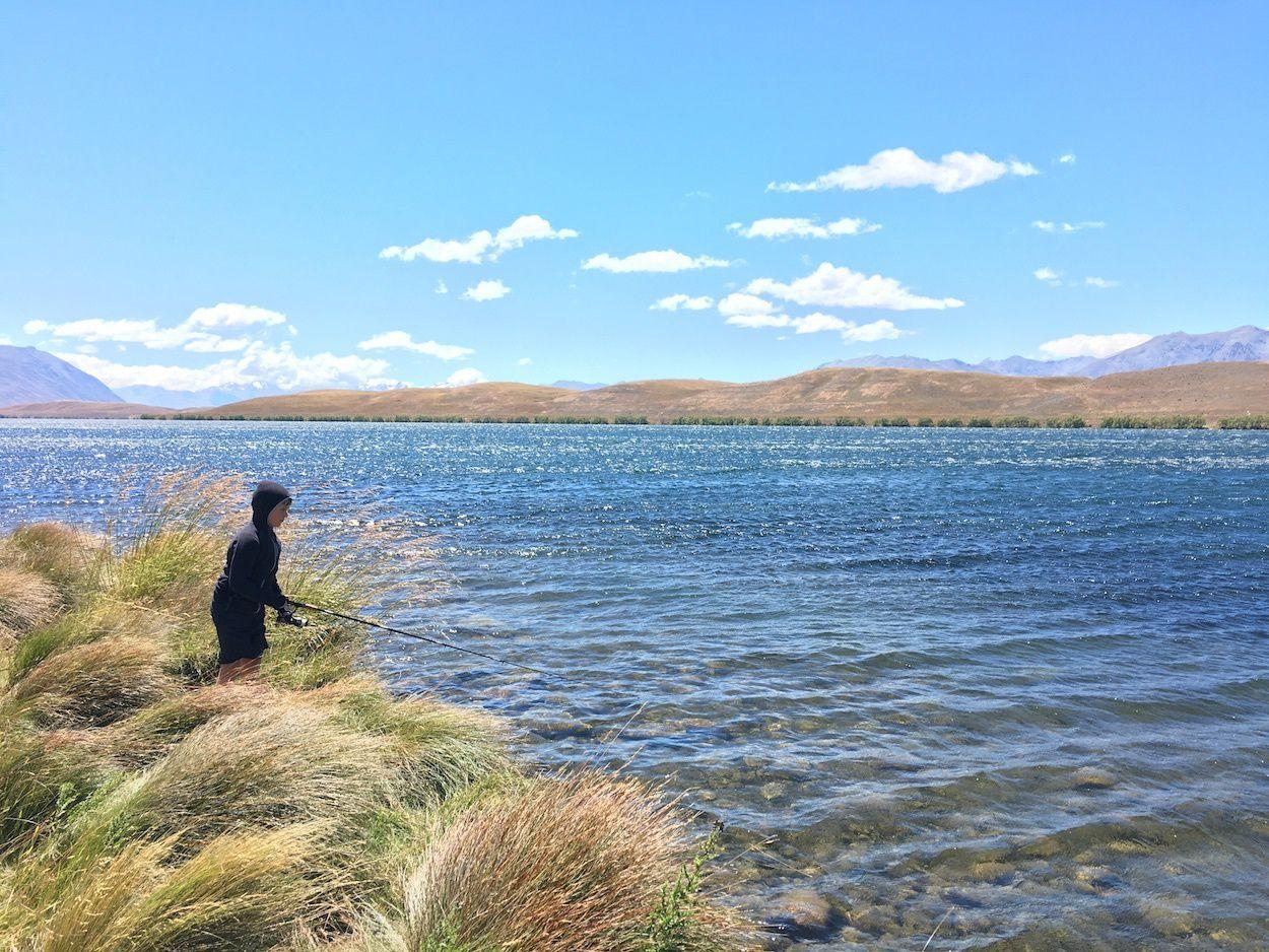 Lake Tekapo et Lake Alexandrina ~ Road trip en Nouvelle zélande