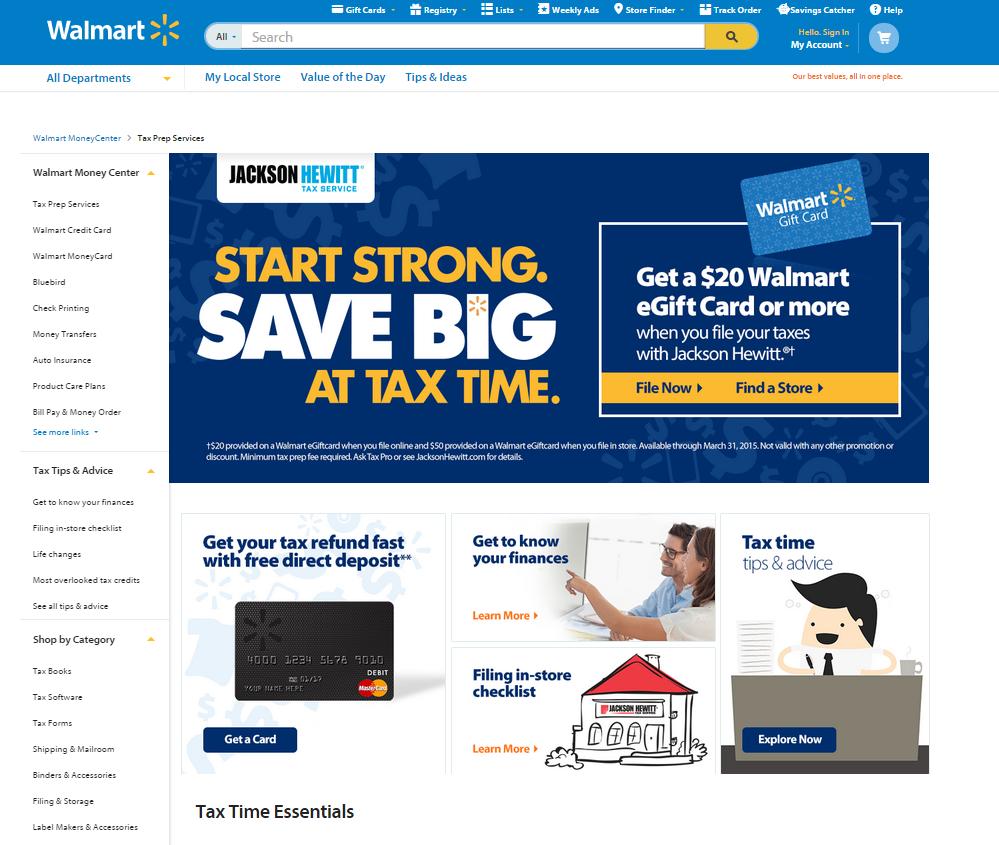 Walmart rembourse les américains de leur ''trop perçu'' en impôts ! Incroyable mais vrai.