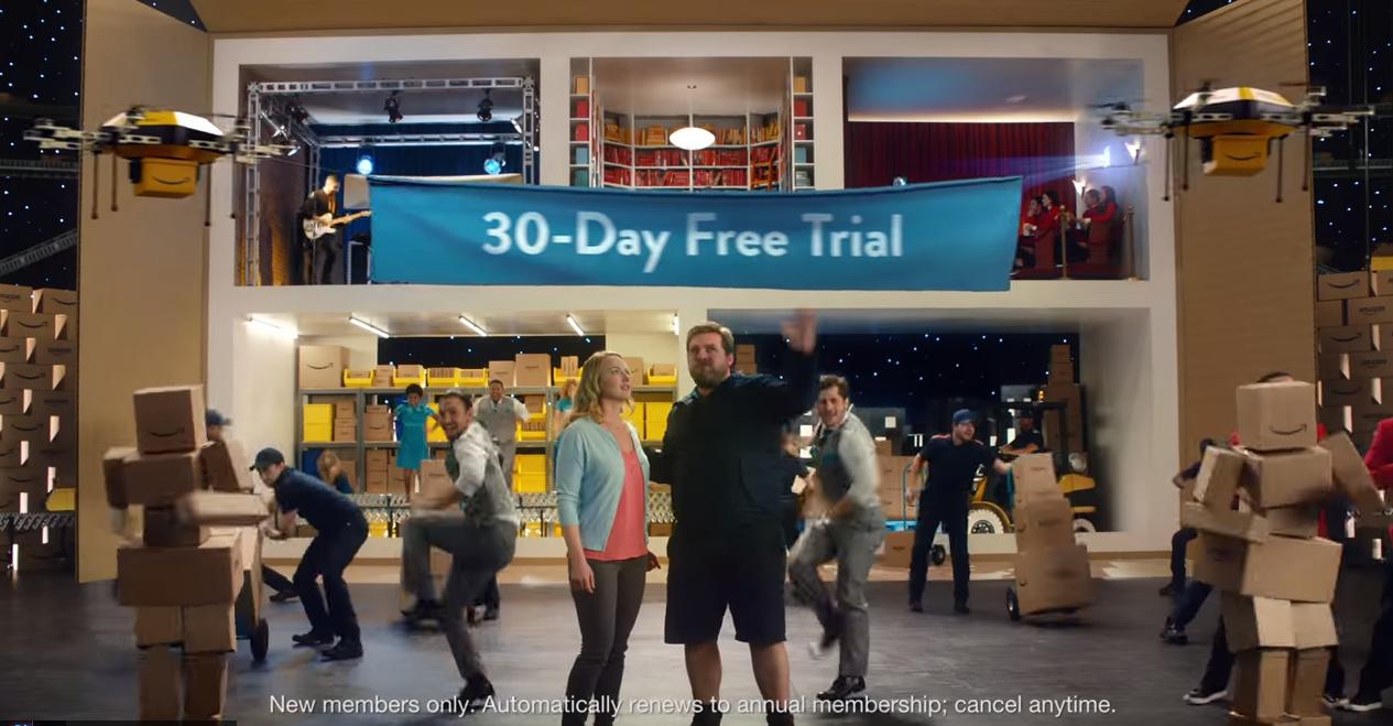Amazon fait des profits et réalise 34 000 000 de commandes en ligne le 15 juillet ! Non ne rigolez pas c'est historique !