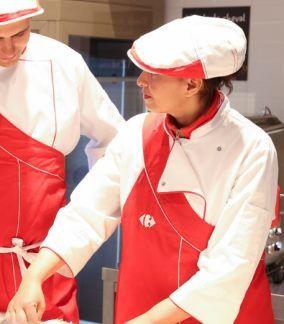 Carrefour '' j'optimisme côté coulisses'' : une expérience d'échanges et d'expériences nouvelles avec son hypermarché..