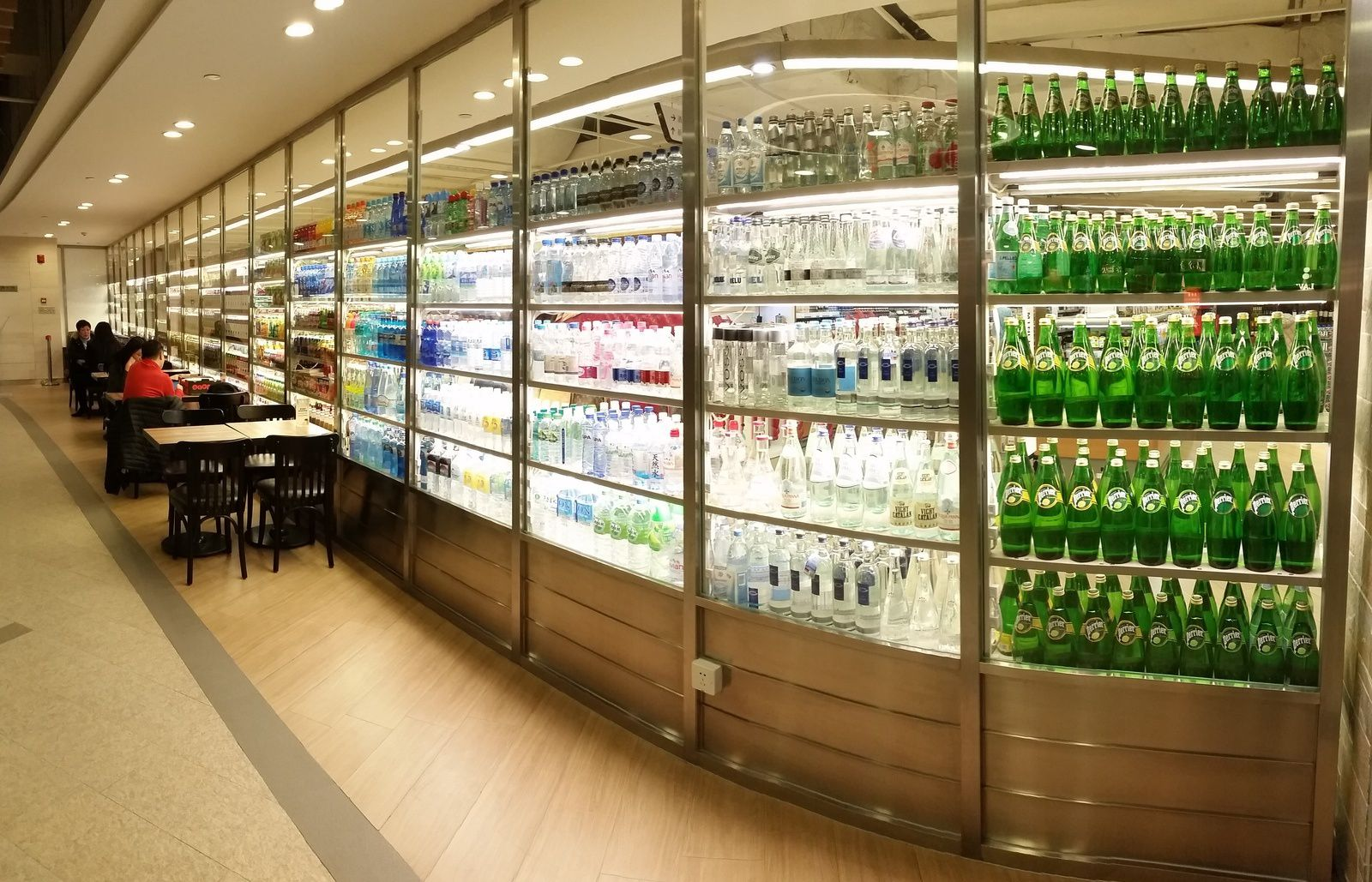 # 1 best of mall Shanghai : l'AVENUE quand LVMH voulait le meilleur.