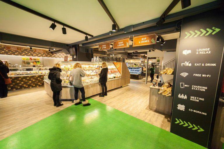 Carrefour Express Urban Life : un concept de restauration ''sur place ou à emporter'' ambitieux.