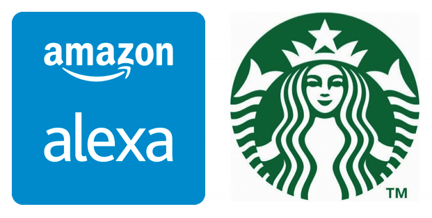 My Starbucks Barista : Starbucks teste la commande vocale avec Amazon Alexa.