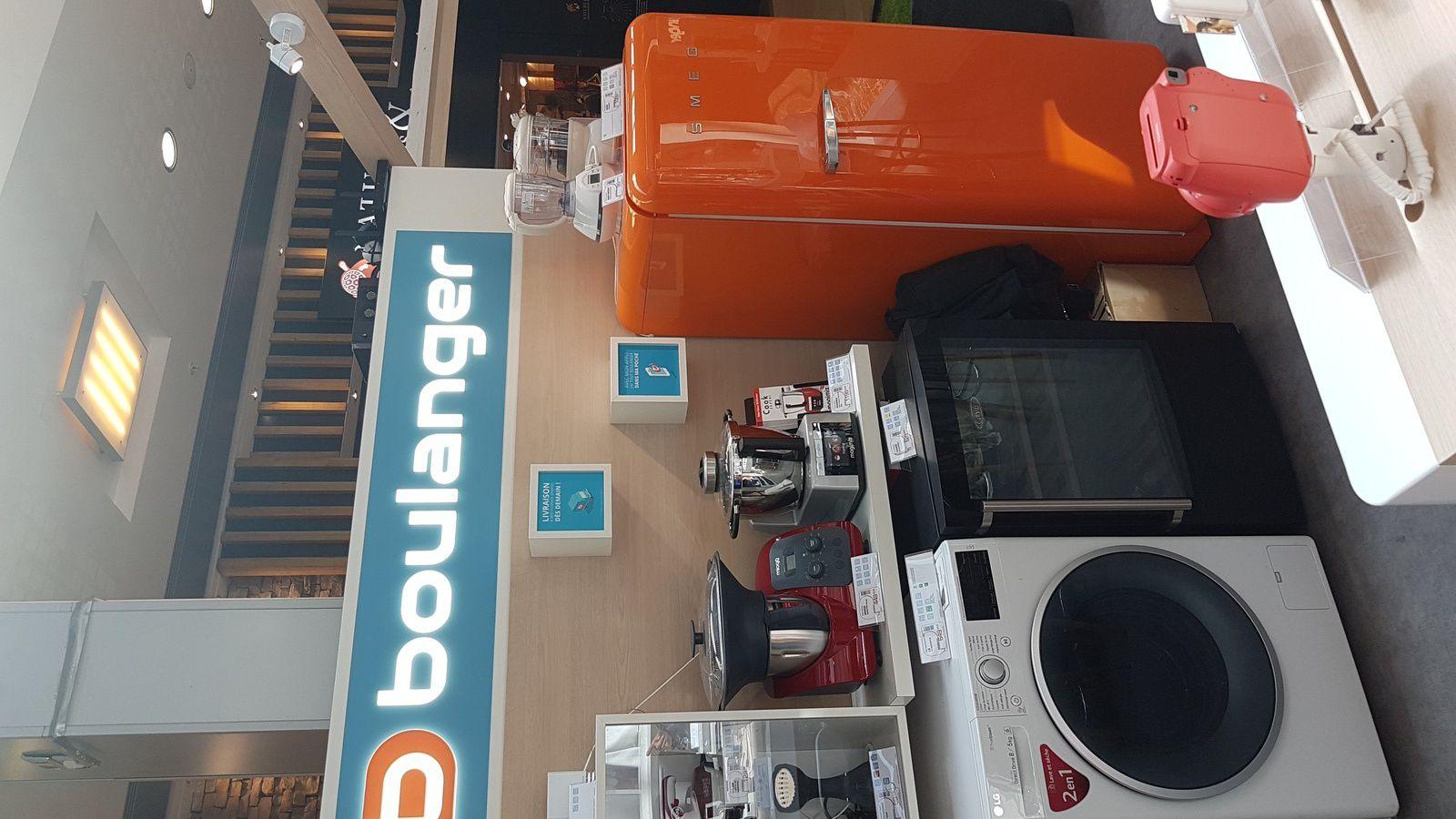Boulanger ouvre un Pop up store à Velizy II : un concentré de Boulanger 3.0