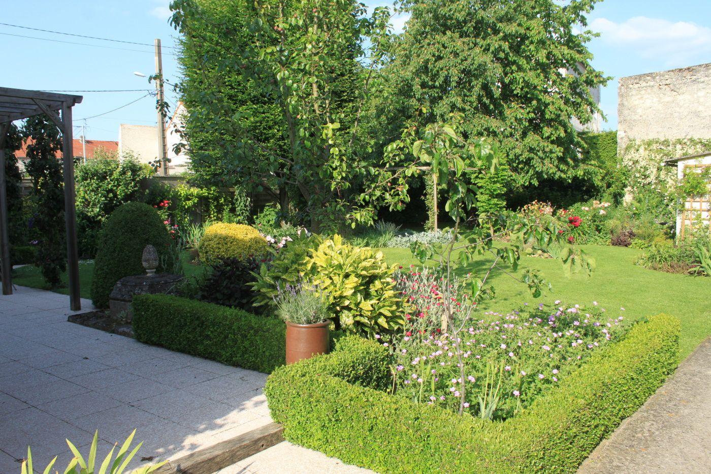 Visite du jardin du Chat Vert