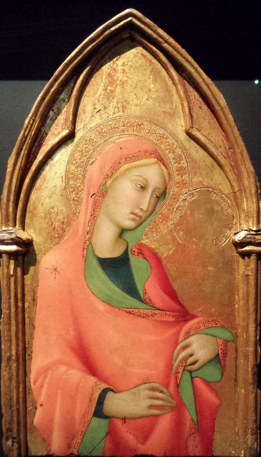 Sainte Madeleine 1335-1340 Famille MEMMI