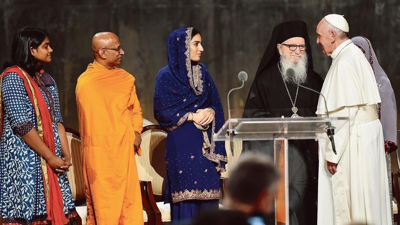 La Vidéo du Pape François invitant au Dialogue Interreligieux