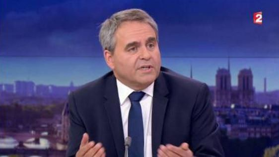 Le « cri » de Xavier BERTRAND contre le danger du « Front National »