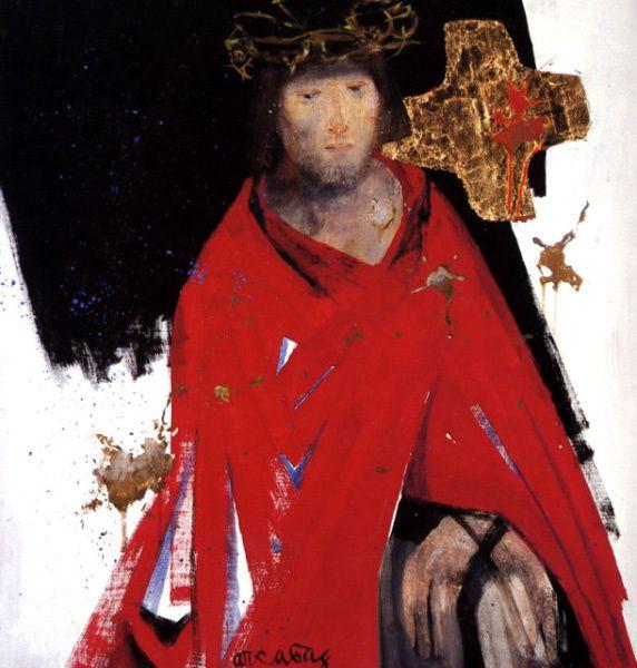 La Passion du Christ - Arcabas