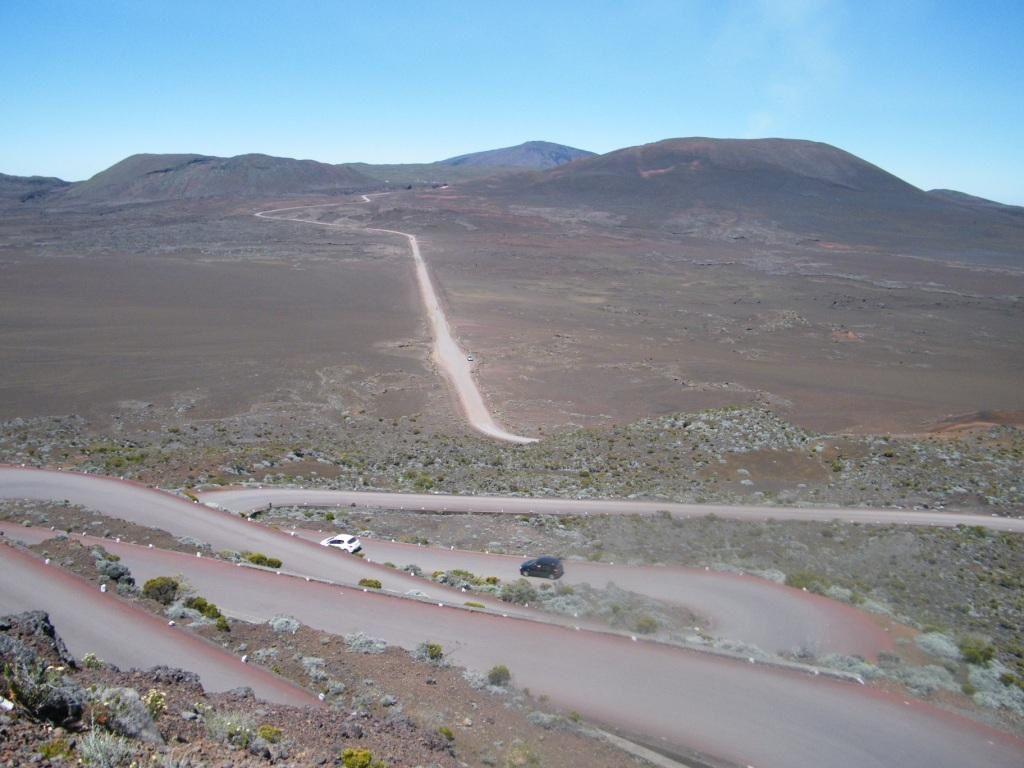 le volcan de la Réunion (III)