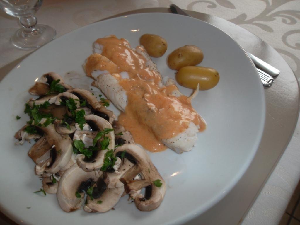 Une petite sauce &quot&#x3B;récup&quot&#x3B; pour poisson !