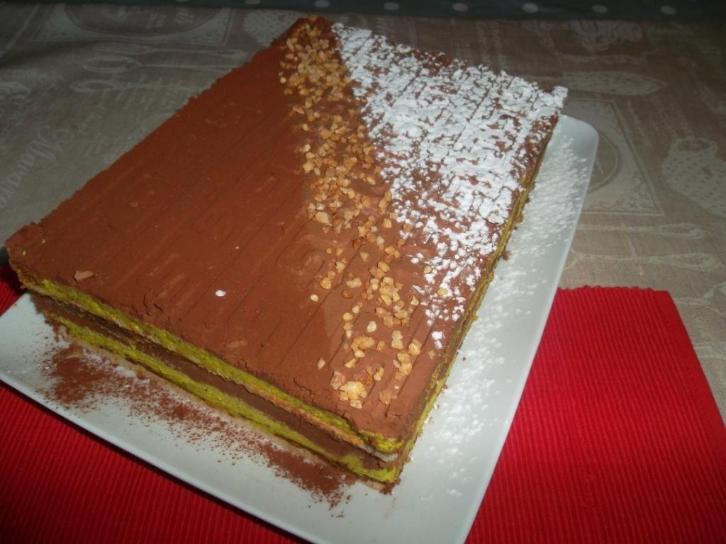 Le gâteau du nouvel an