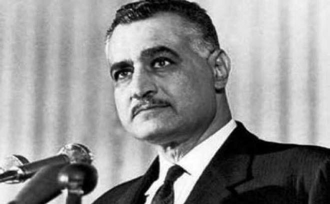 Gamal Abdel Nasser appuya efficacement la résistence palestinienne.