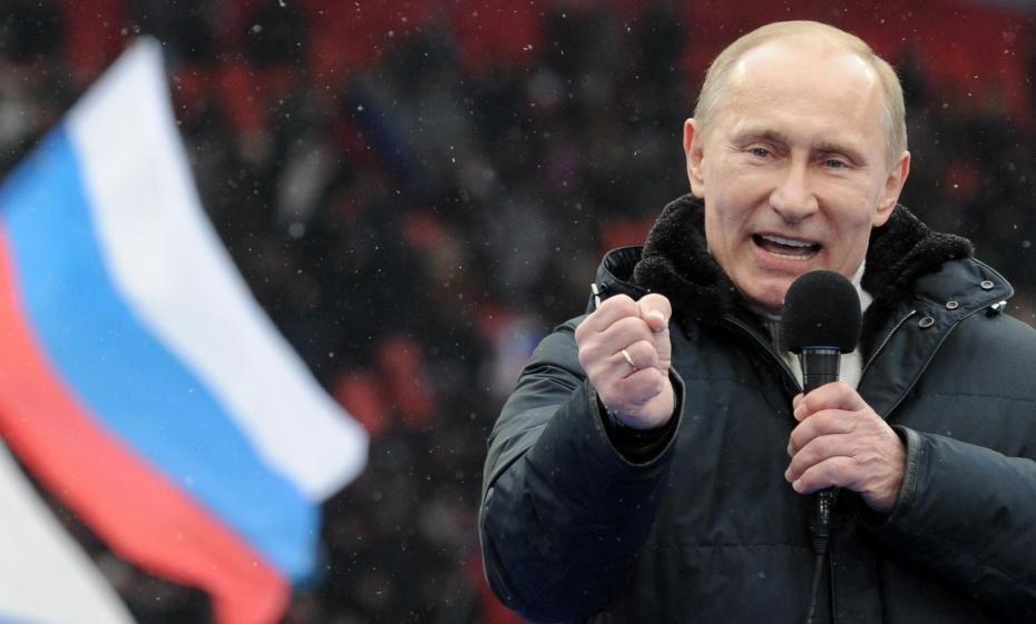 Pour Vladimir Poutine, l'Ukraine c'est la Russie !