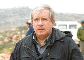 Charles Enderlin est le meilleur journaliste francophone au Proche Orient : à la fois un homme de terrain et un grand analyste