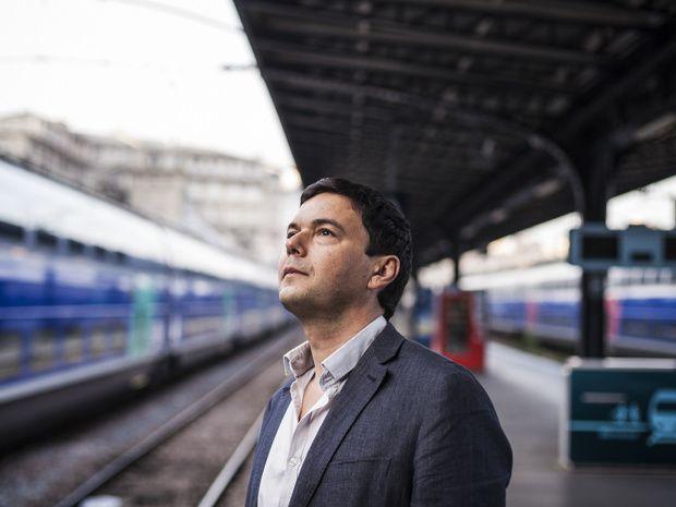 Thomas Piketty est dans le train de l'histoire.