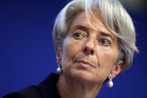 Christine Lagarde n'a pas les mains libres étant candidate à sa propre succession.