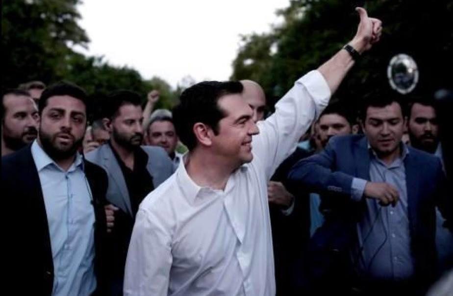 Alexis Tsipras peut savourer son triomphe !