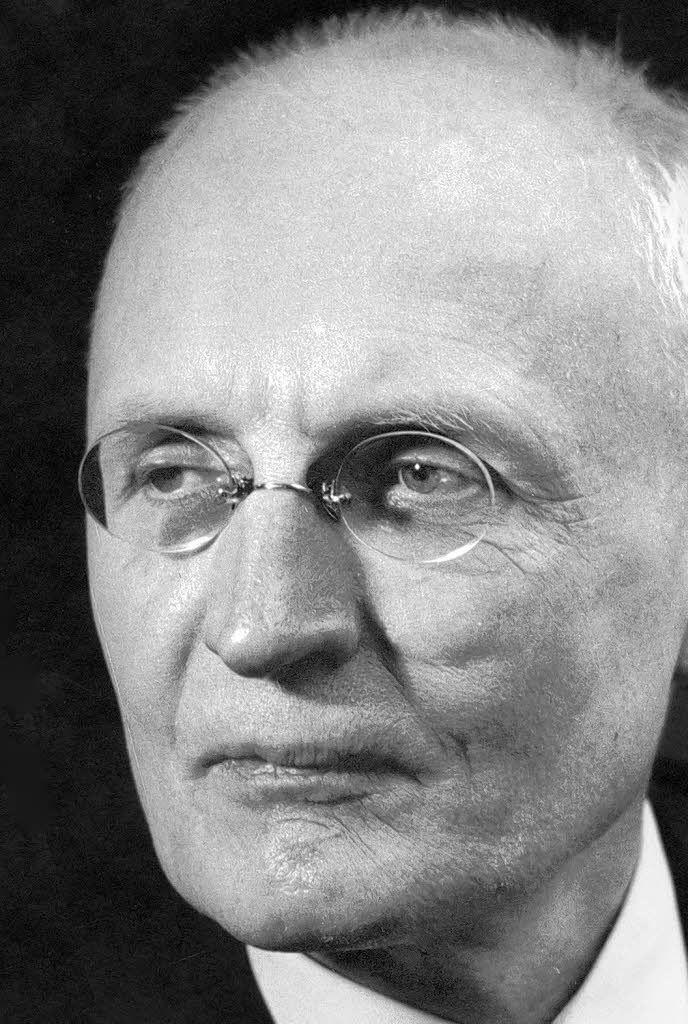 Walter Eucken le père de l'ordolibéralisme