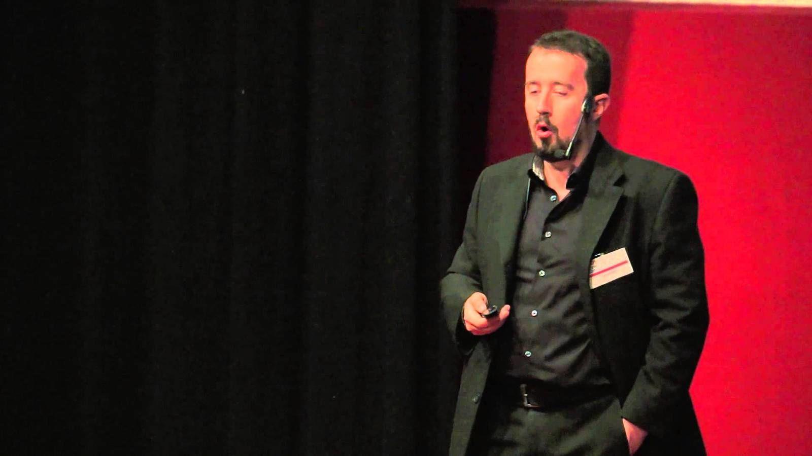 Vincent Callebaut, l'architecte urbaniste belge, à la tête du projet VCA Paris Smart City 2050