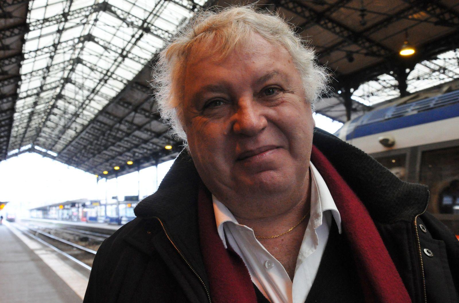 Gérard Filoche ne monte pas dans le train en marche : il riposte sans attendre.