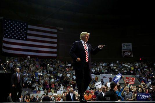 Contre toute attente, Donald Trump sera le 45e Président des Etats-Unis.
