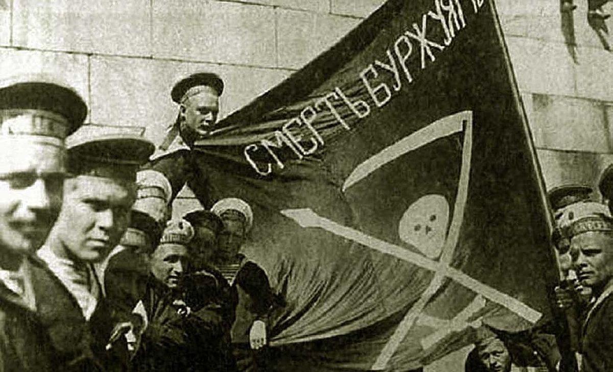 Les marins de Cronstadt
