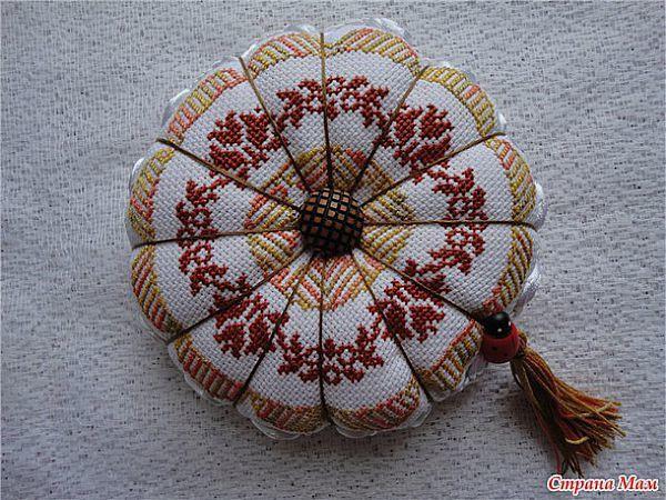 Biscornu chinois
