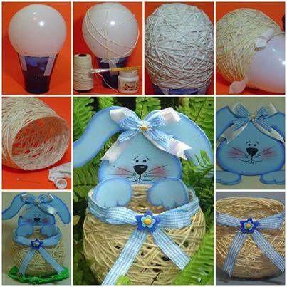 Des idées d' oeufs décorés pour Pâques
