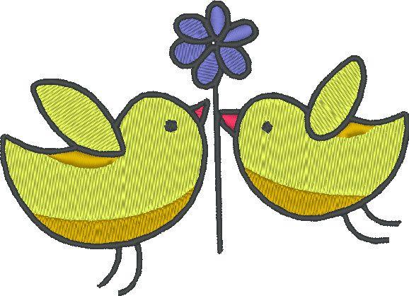 Printemps 15:  le cerf-volant fleuri .