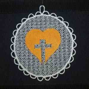 Broderies 284: lace 3D ...etc.