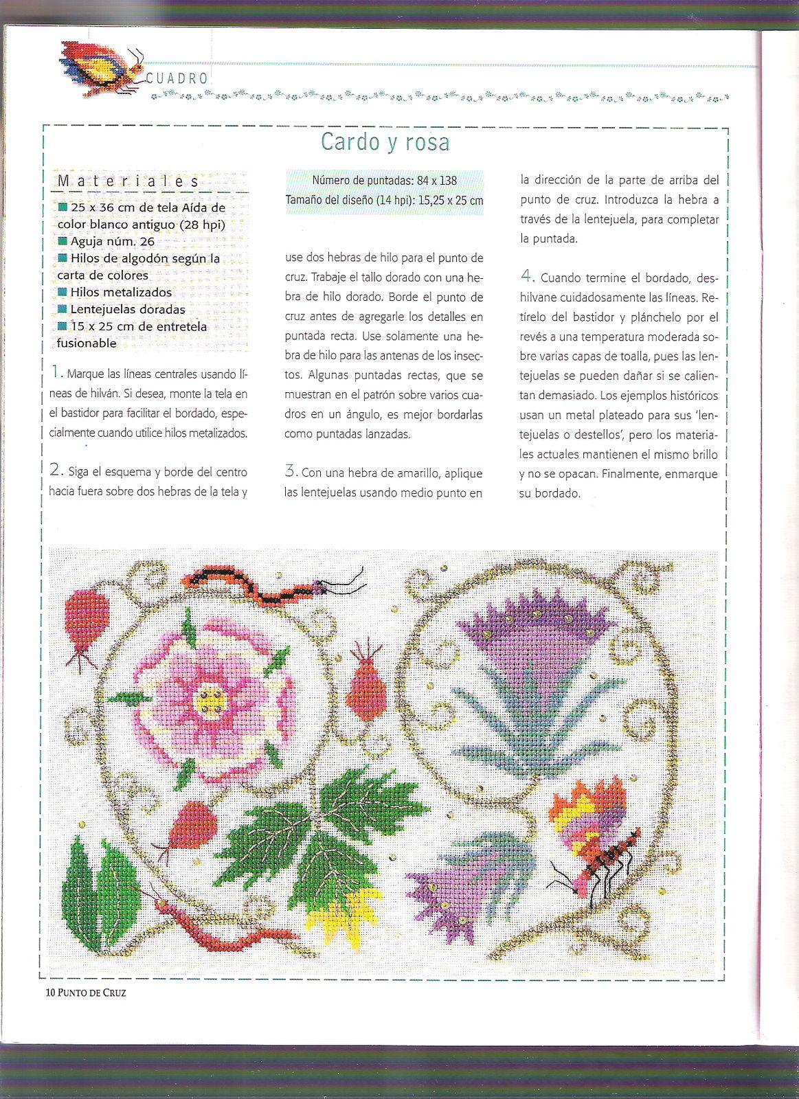 Grilles 94: scènes estivales...des oiseaux, des fleurs et des papillons très colorés...