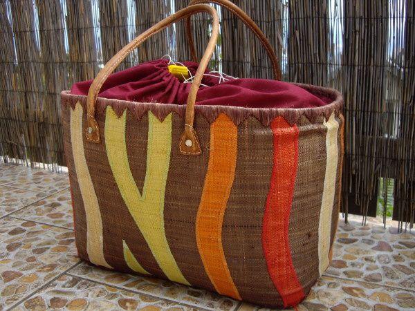 Le sac de plage de Pauline