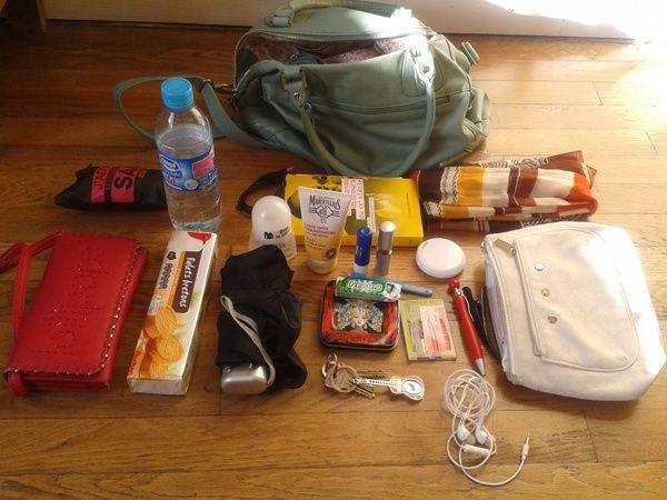 Le sac d'Anne