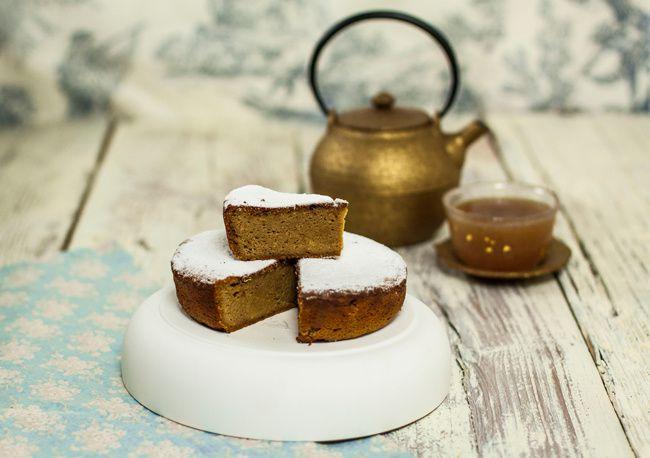 Cheesecake japonais - dulcey et café
