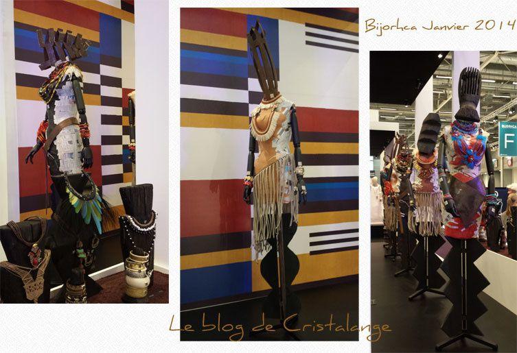 Bijoux Tendances Printemps Été 2014: Thème « Tribal Beauty» (Bijorhca&gt&#x3B; 6/15)