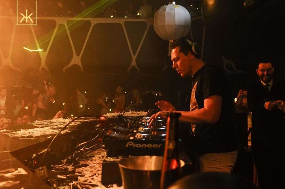 Tiësto photos: Hakkasan, Las Vegas 15 march 2014