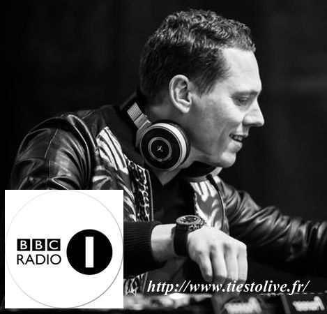 Tiësto join BBC Radio 1
