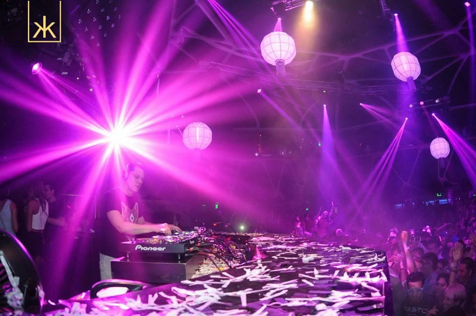 Tiësto photos: Hakkasan, Las Vegas 15 march 2014
