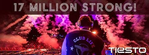 Coldplay - &quot&#x3B;Midnight&quot&#x3B; (Tiësto's Experimental Tech House Bootleg) Spécial Tiësto 17 millions on facebook