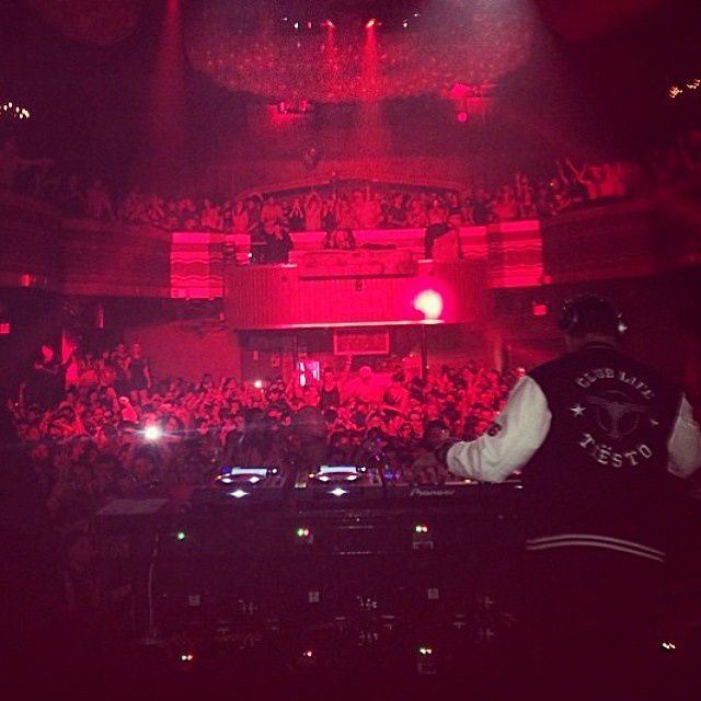 Tiësto photos: Guest surprise at Webster Hall for Birthday Brite Nites