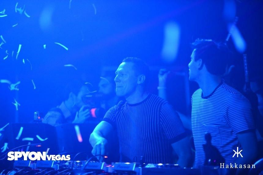 Tiësto photos: Hakkasan, Las Vegas NV 16 may 2014