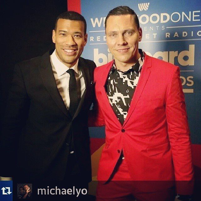 Tiësto photos at Billboard Music Awards 2014