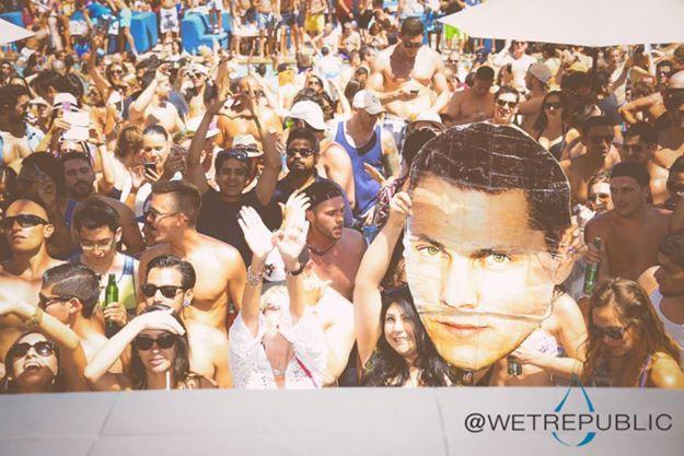 Tiësto photos: Wet Republic - Las Vegas, NV 18 may 2014