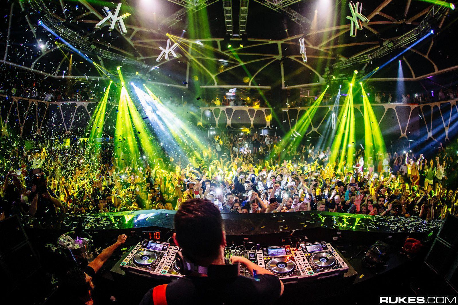 Tiësto photos: Hakkasan, Las Vegas NV 26 april 2014