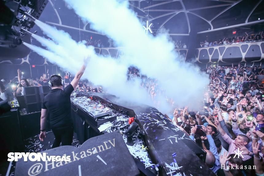 Tiësto photos: Hakkasan, Las Vegas NV 12 june 2014