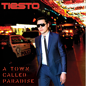 Tiësto - Say Something | bonus track album A Town Called Paradis