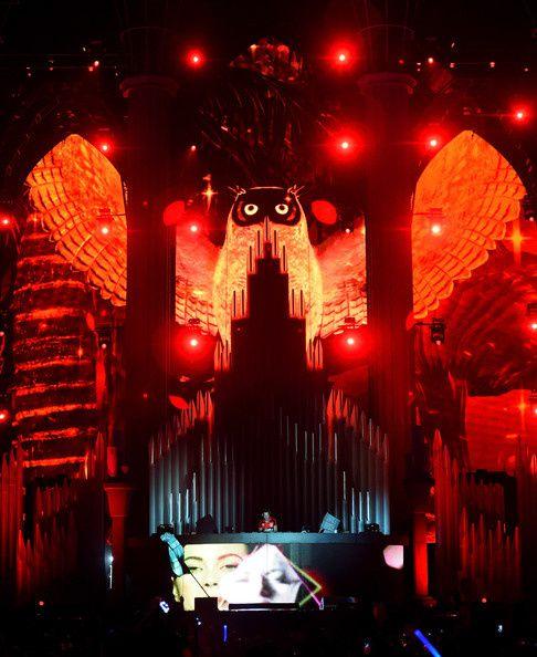Tiësto photos: Electric Daisy Carnival - Las Vegas, NV 21 june 2014